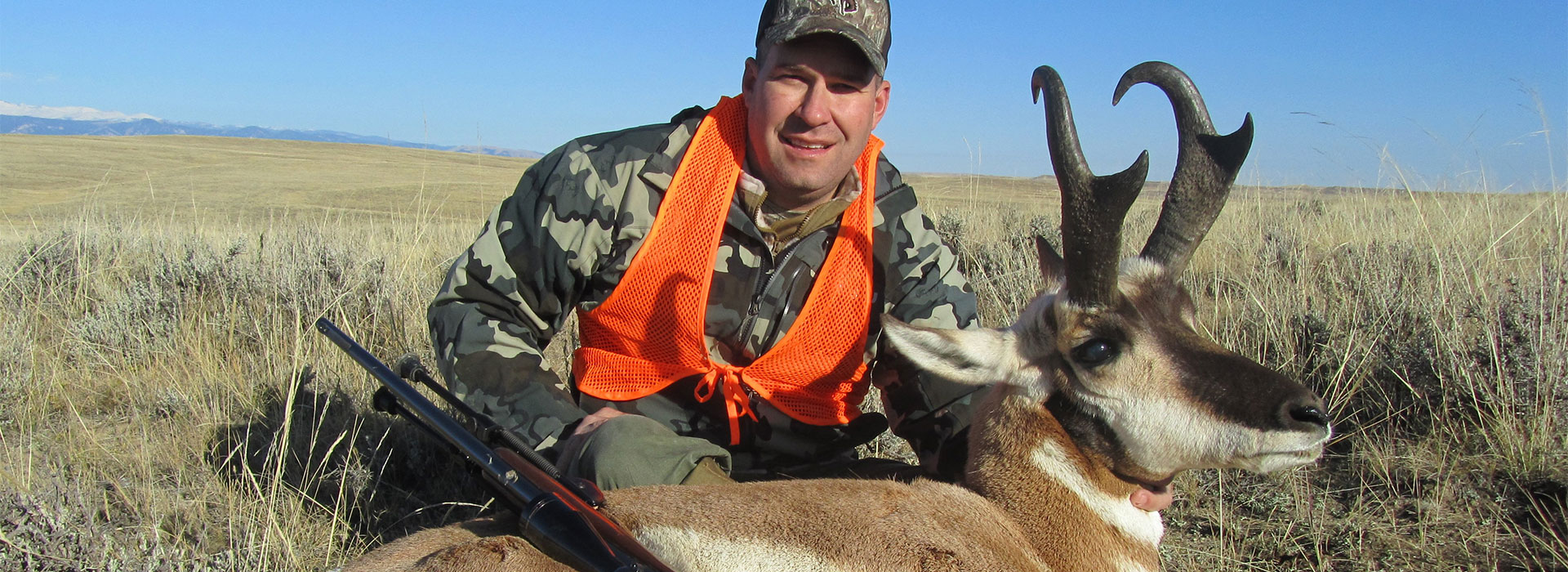 Wyoming Antelope Hunts on Private Land (Archery & Rifle)