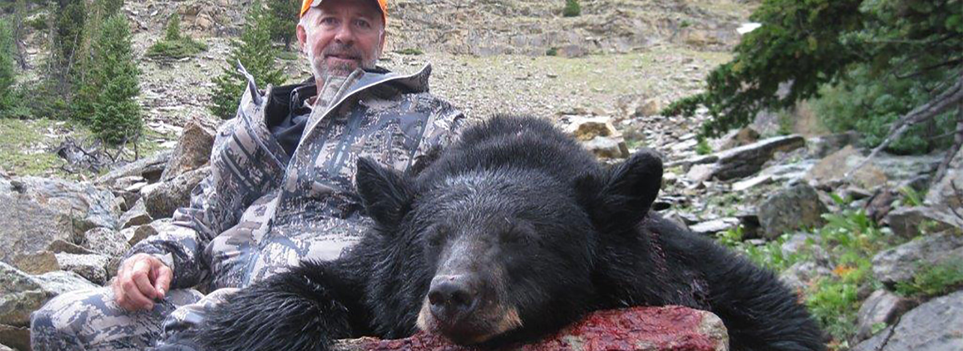 Bighorn Mountains Spring & Fall Black Bear Hunts
