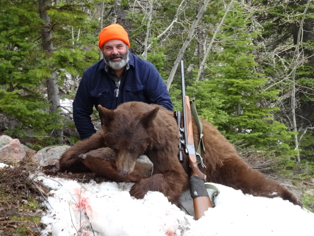 Black Bear Hunting Rates