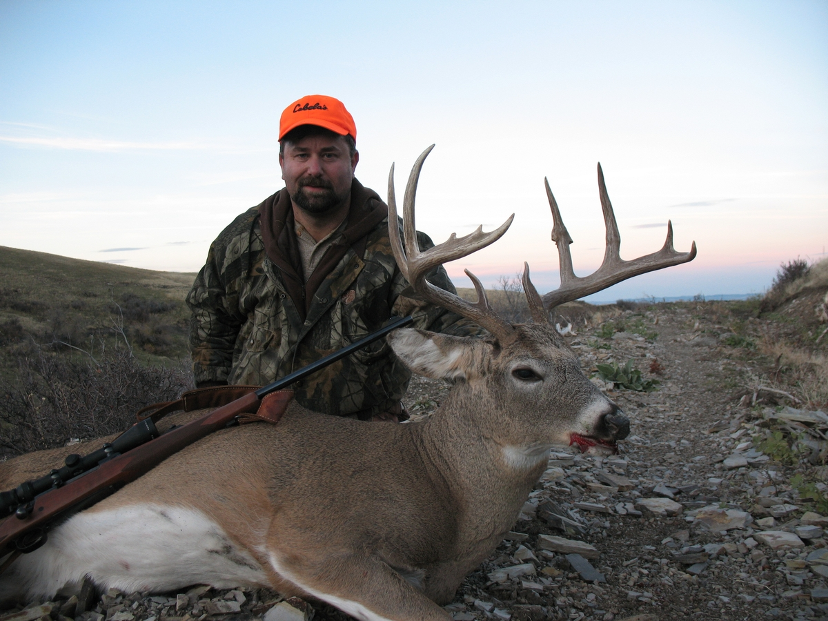 4-Day Whitetail Rut Hunt