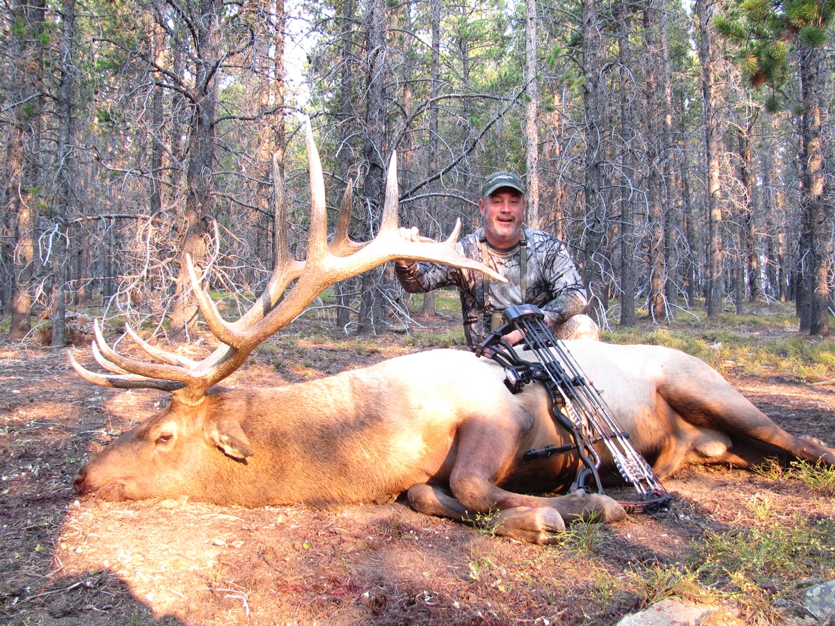 6-Day Archery Elk Hunt
